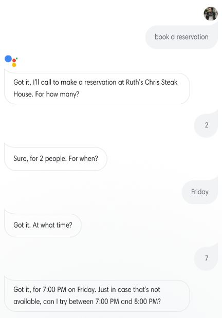 Google Duplex: Enabling Your Asocial Predilections | Birds